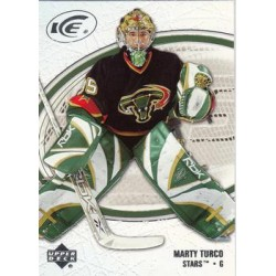 2005-06 Upper Deck Ice c. 029 Marty Turco DAL
