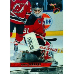 1993-94 Fleer Ultra c. 209 Chris Terreri NJD