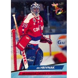 1992-93 Fleer Ultra c. 435 Jim Hrivnak WSH