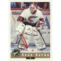 1992 Classic Draft Picks c. 117 Sean Burke