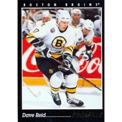 1993-94 Pinnacle Canadian c. 191 Reid Dave BOS