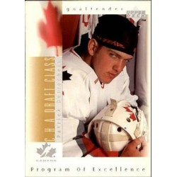 1996-97 Upper Deck Program of Excellence c. 371 Patrick Desrochers CAN