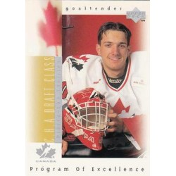 1996-97 Upper Deck Program of Excellence c. 372 Pierre-Luc Therrien CAN