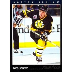 1993-94 Pinnacle Canadian c. 102 Donato Ted BOS