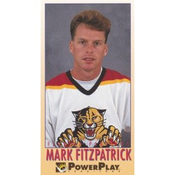 1993-94 Fleer PowerPlay c. 092 Mark Fitzpatrick FLO