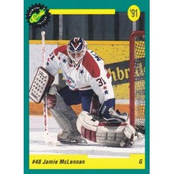 1991 Classic Draft Picks c. 040 Jamie McLennan