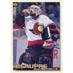 1995-96 UD Collectors Choice c. 011 Don Beaupre OTT