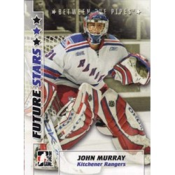 2007-08 In The Game Between the Pipes Future Stars c. 021 John Murray
