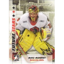 2007-08 In The Game Between the Pipes Future Stars c. 040 Mike Murphy