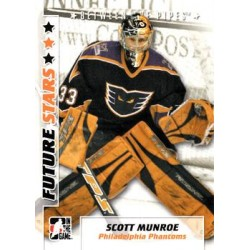 2007-08 In The Game Between the Pipes Future Stars c. 047 Scott Munroe