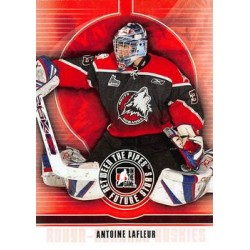 2008-09 In The Game Between the Pipes c. 004 Antoine Lafleur