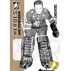 2005-06 In The Game Heroes and Prospects c. 189 Gerry Cheevers