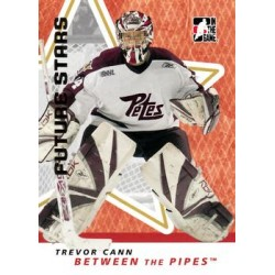 2006-07 In The Game Between the Pipes c. 049 Trevor Cann
