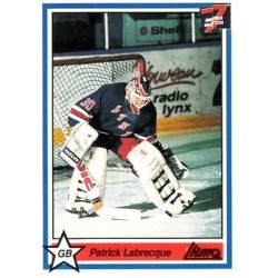 1990-91 7th Inning Sketch LHJMQ c. 215 Patrick Labrecque