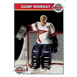 1993-94 Zellers Masters of Hockey c. 1 Gump Worsley