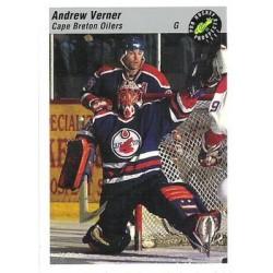 1993 Classic Pro Prospects c. 084 Andrew Verner