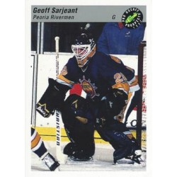 1993 Classic Pro Prospects c. 071 Geoff Sarjeant