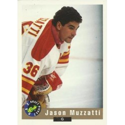 1992 Classic Draft Picks c. 114 Jason Muzzatti