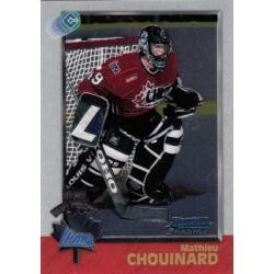 1998 Bowman CHL c. 159 Mathieu Chouinard