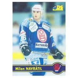 1998-99 DS c. 064 Milan Navratil