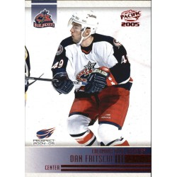 2004-05 Pacific Red c. 279 Dan Fritsche CBS