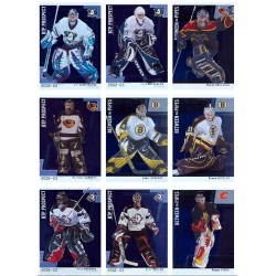 2002-03 ITG Between the Pipes kompletní Set 1-150