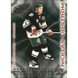 2004-05 Pacific All-Stars c. 08 Nicklas Lidstrom