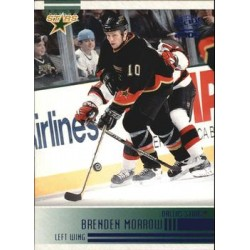2004-05 Pacific Blue 089/250 c. 087 Brenden Morrow DAL