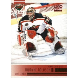 2004-05 Pacific Red c. 135 Dwayne Roloson MIN