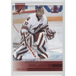 2004-05 Pacific Red c. 199 Brian Boucher PHX