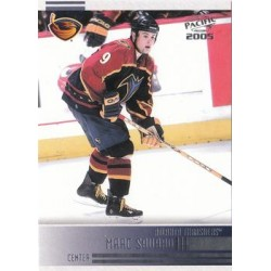 2004-05 Pacific c. 017 Marc Savard ATL