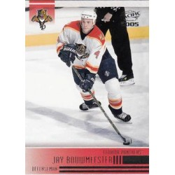 2004-05 Pacific c. 109 Jay Bouwmeester FLO