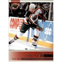 2004-05 Pacific c. 128 Brent Burns MIN