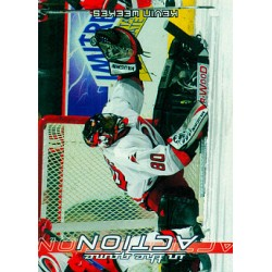 2003-04 ITG Action c. 160 Kevin Weekes CAR