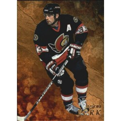 1998-99 Be A Player Gold c. 247 Jason York OTT