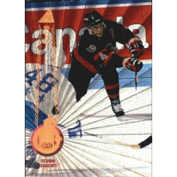 1994-95 Pinnacle Rink Collection c. 162 Brad Shaw OTT