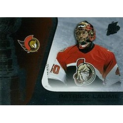 2002-03 Pacific Quest for the Cup c. 076 Patrick Lalime OTT