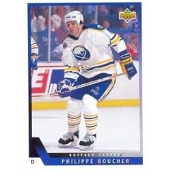 1993-94 Upper Deck c. 082 Boucher Philippe BUF