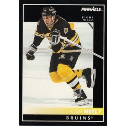 1992-93 Pinnacle c. 025 Cam Neely BOS