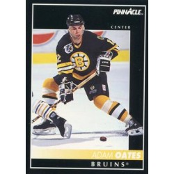 1992-93 Pinnacle c. 040 Adam Oates BOS