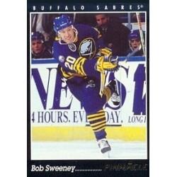 1993-94 Pinnacle Canadian c. 118 Sweeney Bob BUF