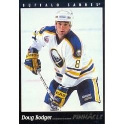 1993-94 Pinnacle Canadian c. 082 Bodger Doug BUF