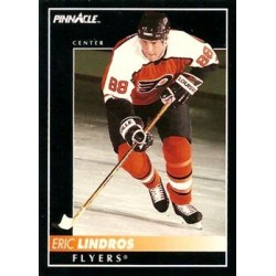 1992-93 Pinnacle c. 088 Eric Lindros PHI