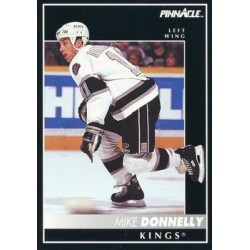 1992-93 Pinnacle c. 098 Mike Donnelly LAK