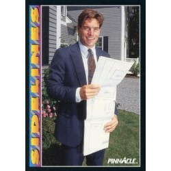 1992-93 Pinnacle c. 234 Randy Wood SL BUF