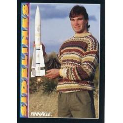 1992-93 Pinnacle c. 235 Luke Richardson SL EDM