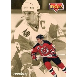 1992-93 Pinnacle c. 241 Scott Niedermayer / Steve Yzerman IDOL NJD