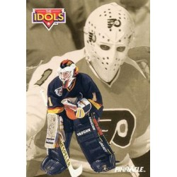 1992-93 Pinnacle c. 246 Kirk McLean / Bernie Parent IDOL VAN