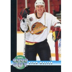 1992-93 Pinnacle c. 255 Ryan Walter GG VAN