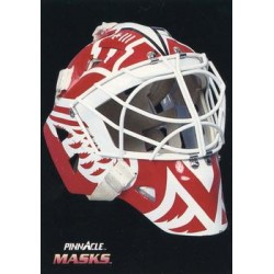 1992-93 Pinnacle c. 269 Tim Cheveldae MASK DET